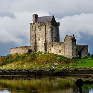 Dunaguaire Castle Ireland