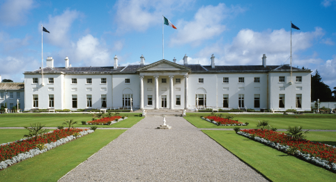 Aras an Uachtarain (House of The President)