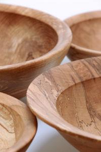 Salad Bowls, Glenn Lucas Woodturning
