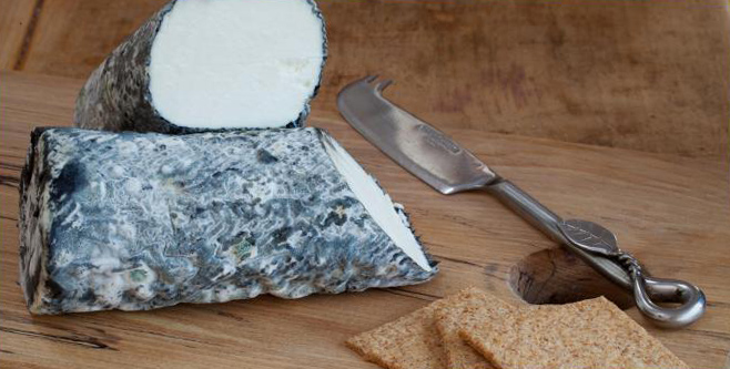 St. Tola Ash Log, Gold winner at World Cheese Awards in San Sebastian